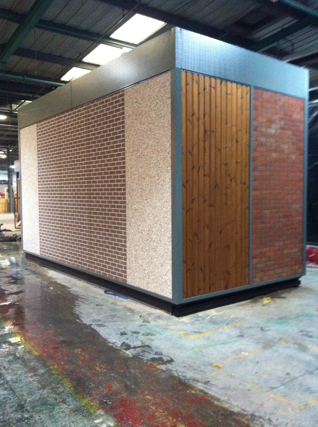 Exterior Cladding Systems: Young Site Services