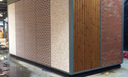 Exterior Cladding Young Site Services