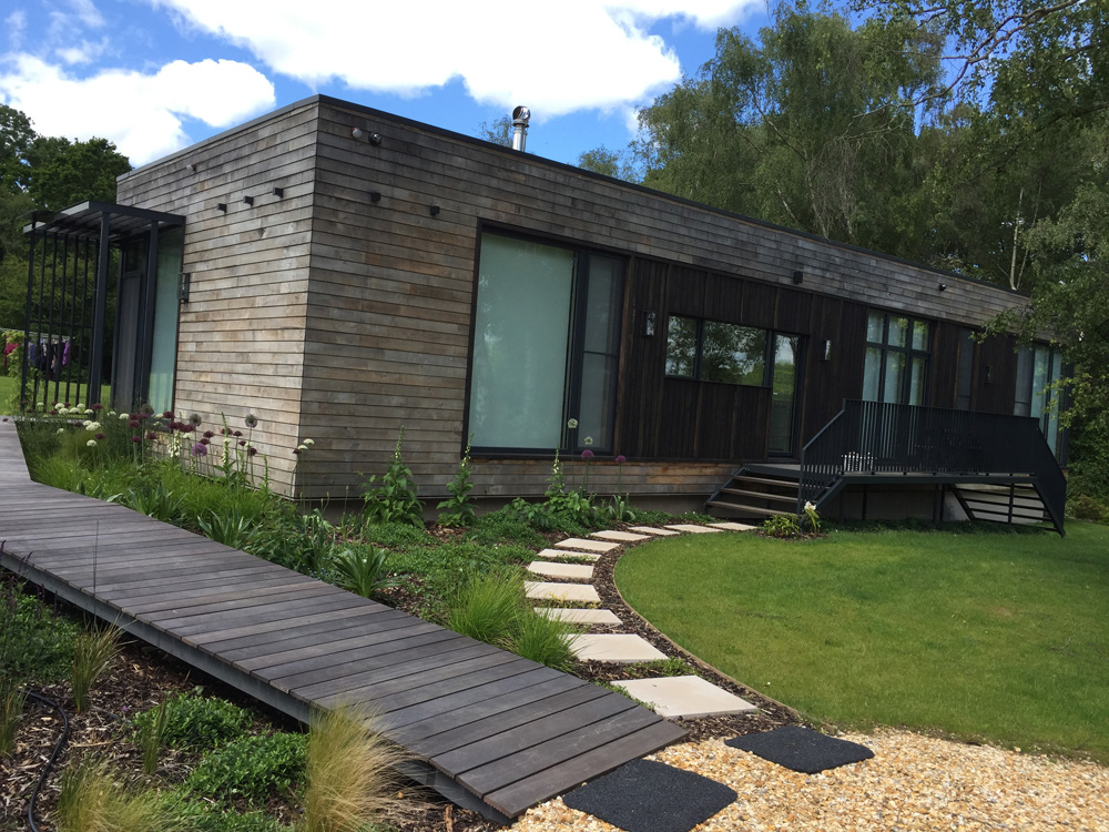 Rufus Lodge Eco Home Young Site Services